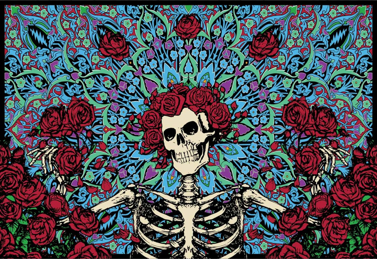 A Perfect Grateful Dead Playlist For Someone Who Never