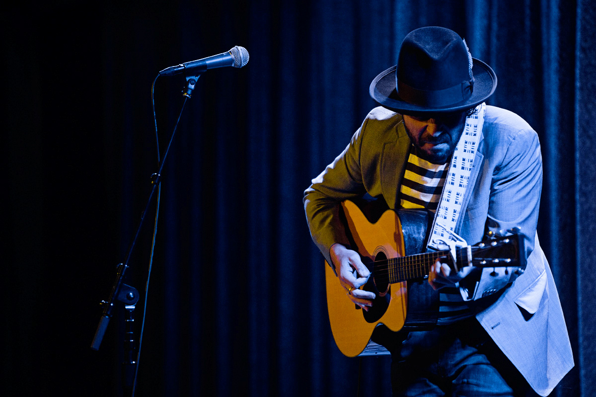 Photos / Recap | Langhorne Slim & Joe Pug @ City Winery 3/28/16