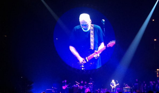 Setlist / Video | David Gilmour @ United Center 4/4/16