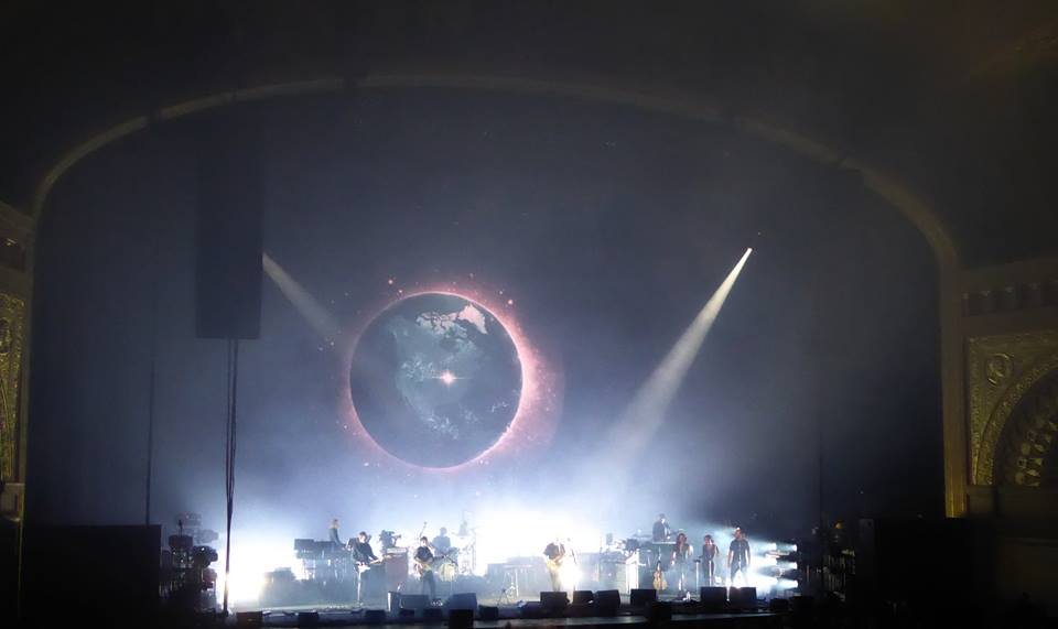 Stream / Download / Photos / Video | David Gilmour @ Auditorium Theater 4/6/16