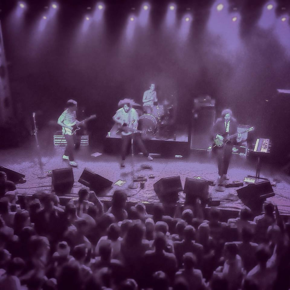 Review & Setlist | Parquet Courts @ Metro 4/20/16