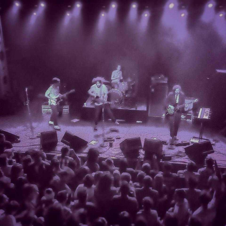 Review & Setlist | Parquet Courts @ Metro 4/20/16