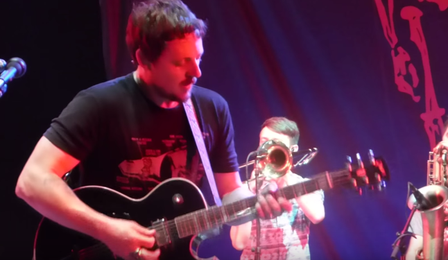 Rejoice! A Full Show Sturgill Simpson Video Playlist From Houston