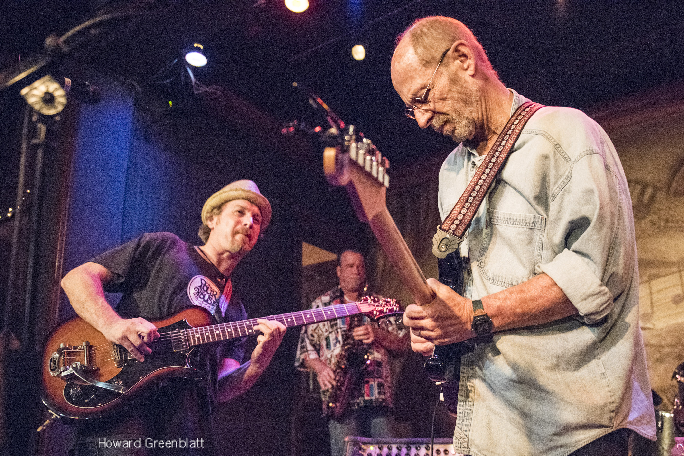 Photos + Video | Little Feat Duo & The New Orleans Suspects @ Fitzgerald's 5/13/16
