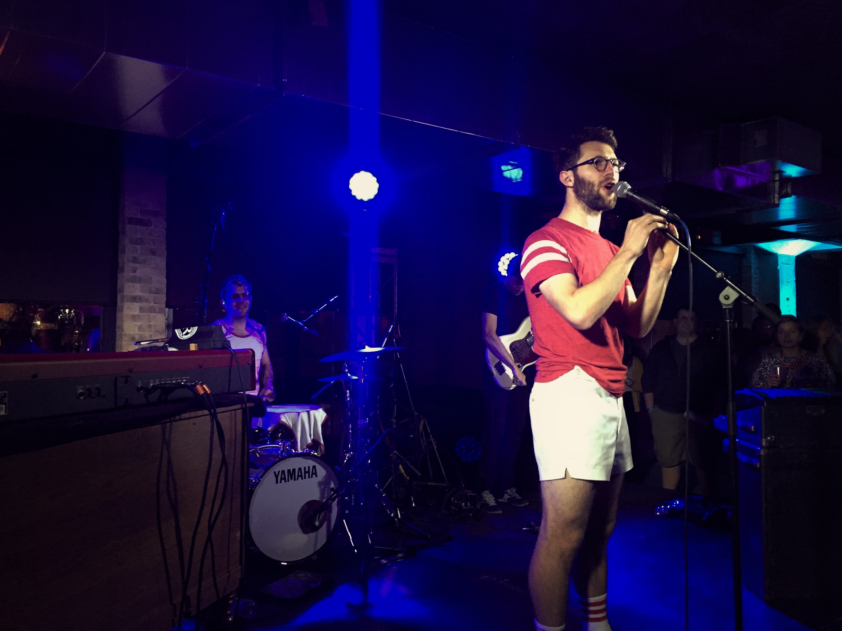 Vulfpeck Christens Savage Smyth With Two Crazy Shows