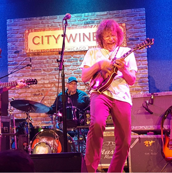 Review | Sam Bush @ City Winery 6/9/16