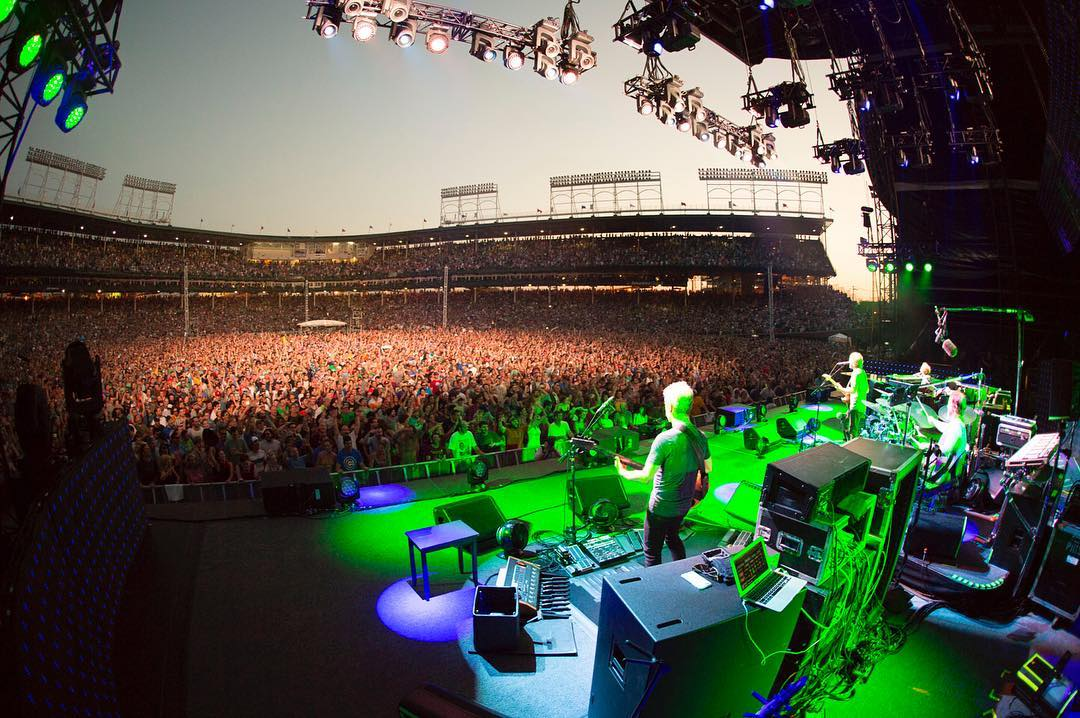 Review / Video | Phish @ Wrigley Field