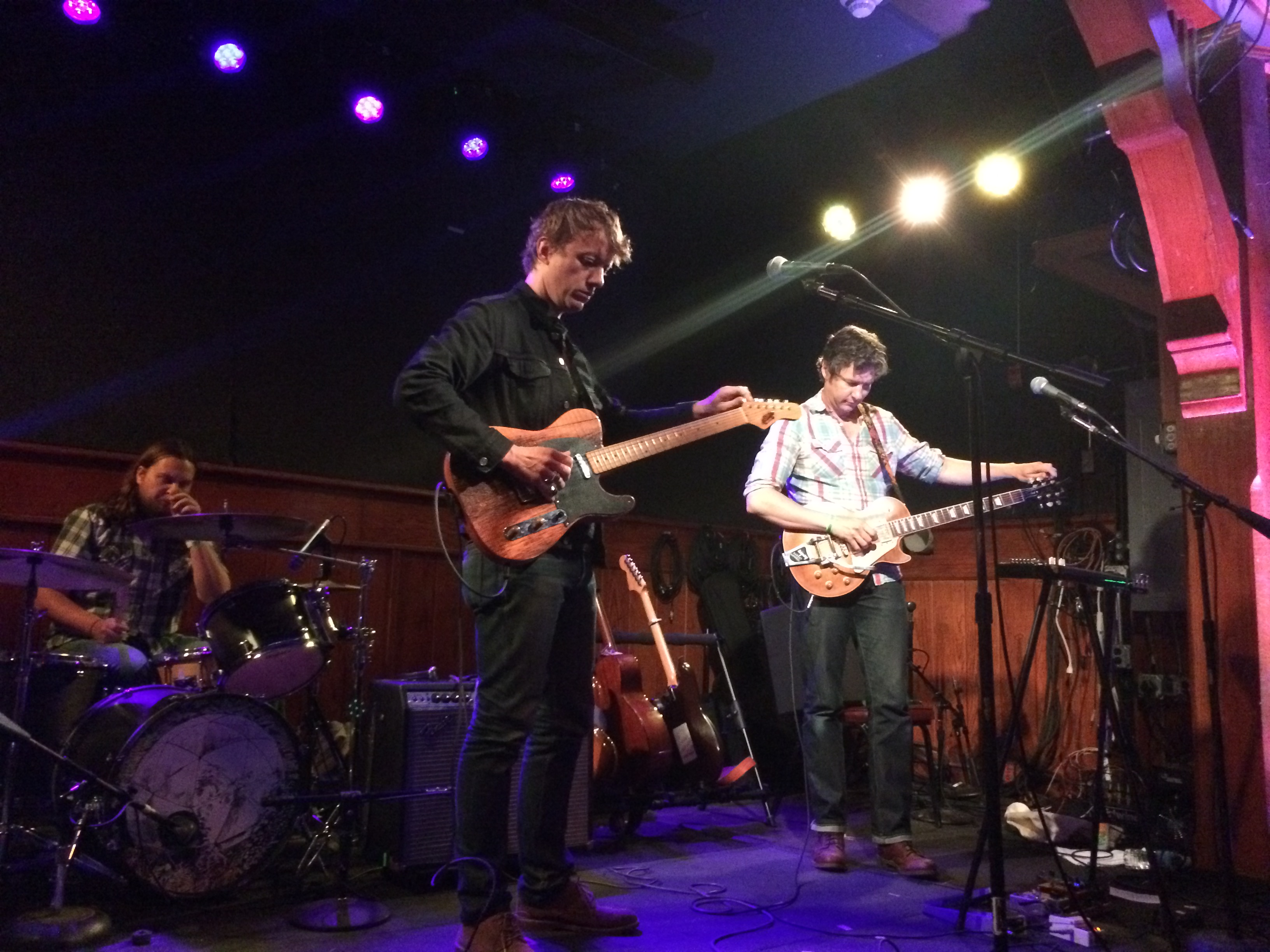 Review / Video | Steve Gunn & Promised Land Sound @ Schubas 6/23/16
