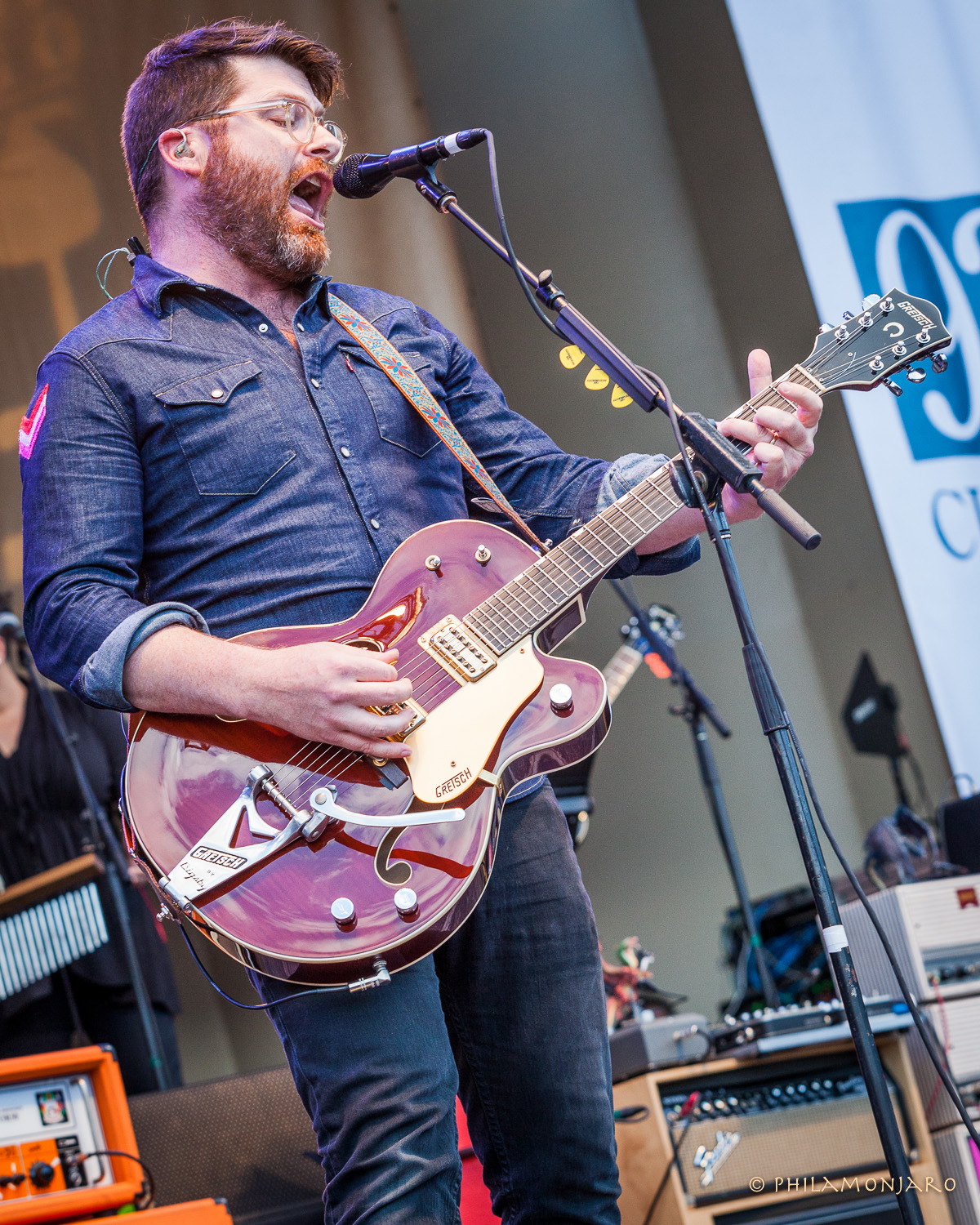 Setlist / Photos / Audio | The Decemberists & Shakey Graves @ Taste Of Chicago 7/8/16