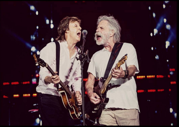 WATCH: Bob Weir, Rob Gronkowski Join Paul McCartney For Fenway Encore