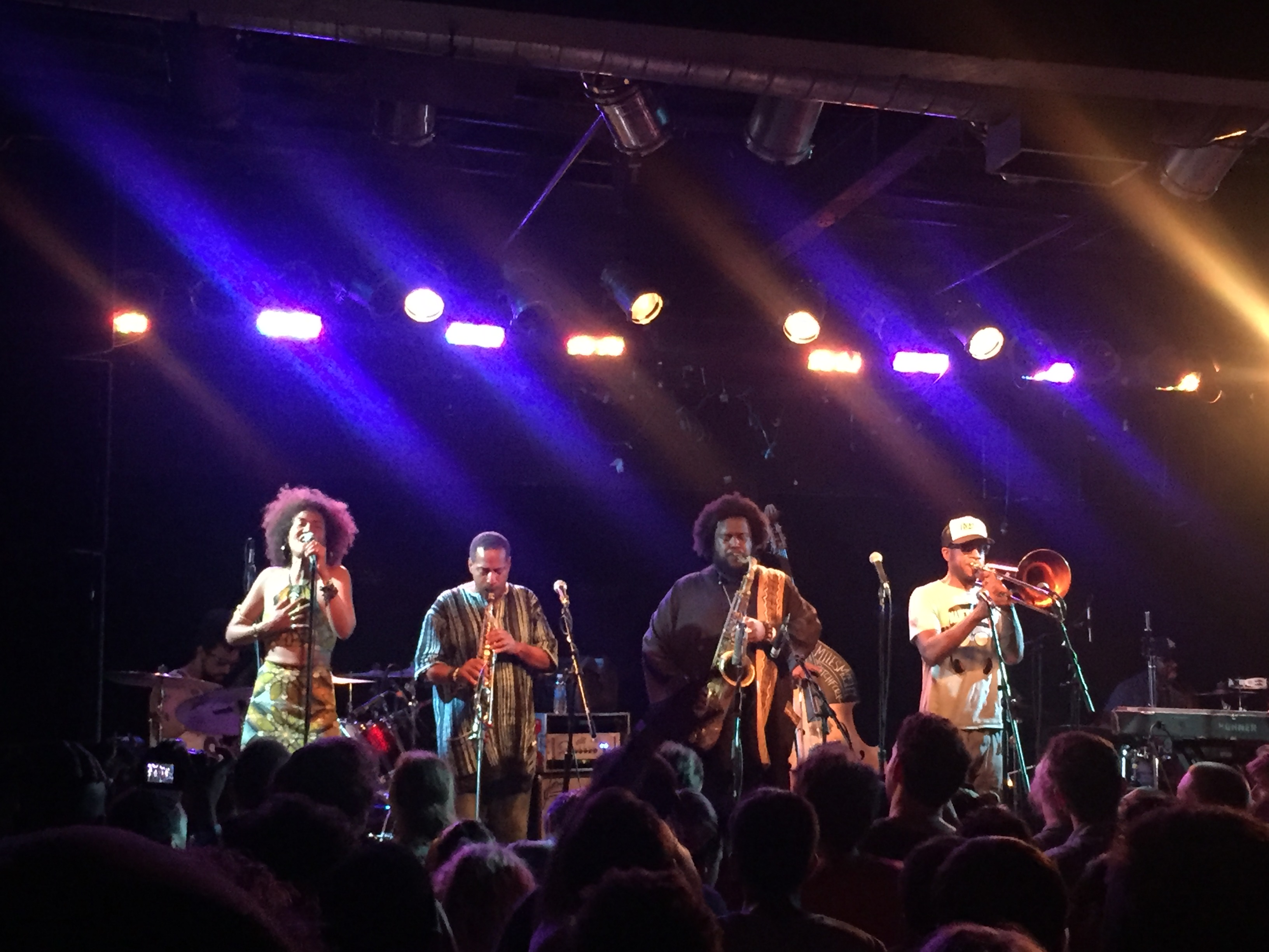 Review / Setlist | Kamasi Washington @ Bottom Lounge 7/17/16