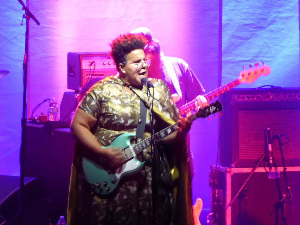 Setlist / Video Playlist | Alabama Shakes Takes The Aragon 7/20/16