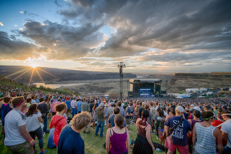 Five Things I Learned While Phishing At The Gorge