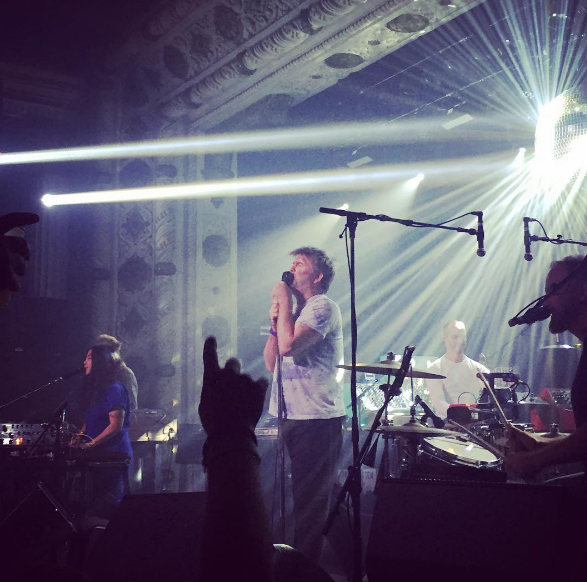 Review / Setlist / Videos | LCD Soundsystem @ The Metro 7/29/16