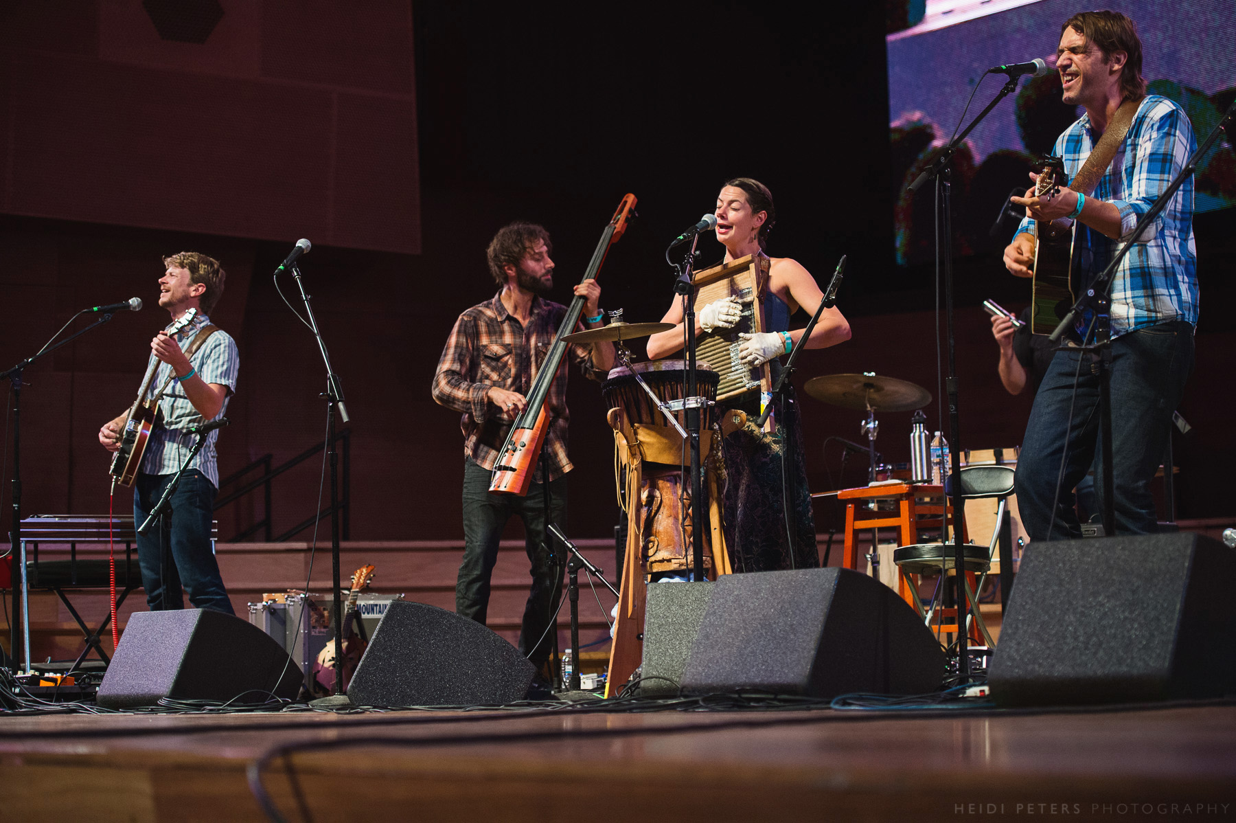 Photos / Recap | Elephant Revival & Mandolin Orange @ Pritzker Pavilion