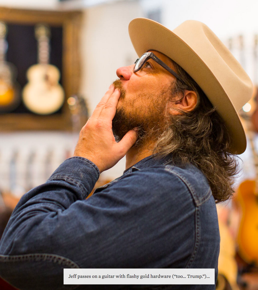 Jeff Tweedy's Guide To Chicago
