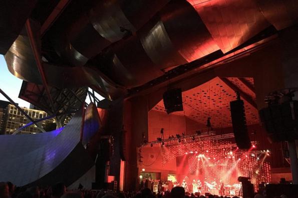 Review / Setlist | Wilco @ Jay Pritzker Pavilion 8/21/16