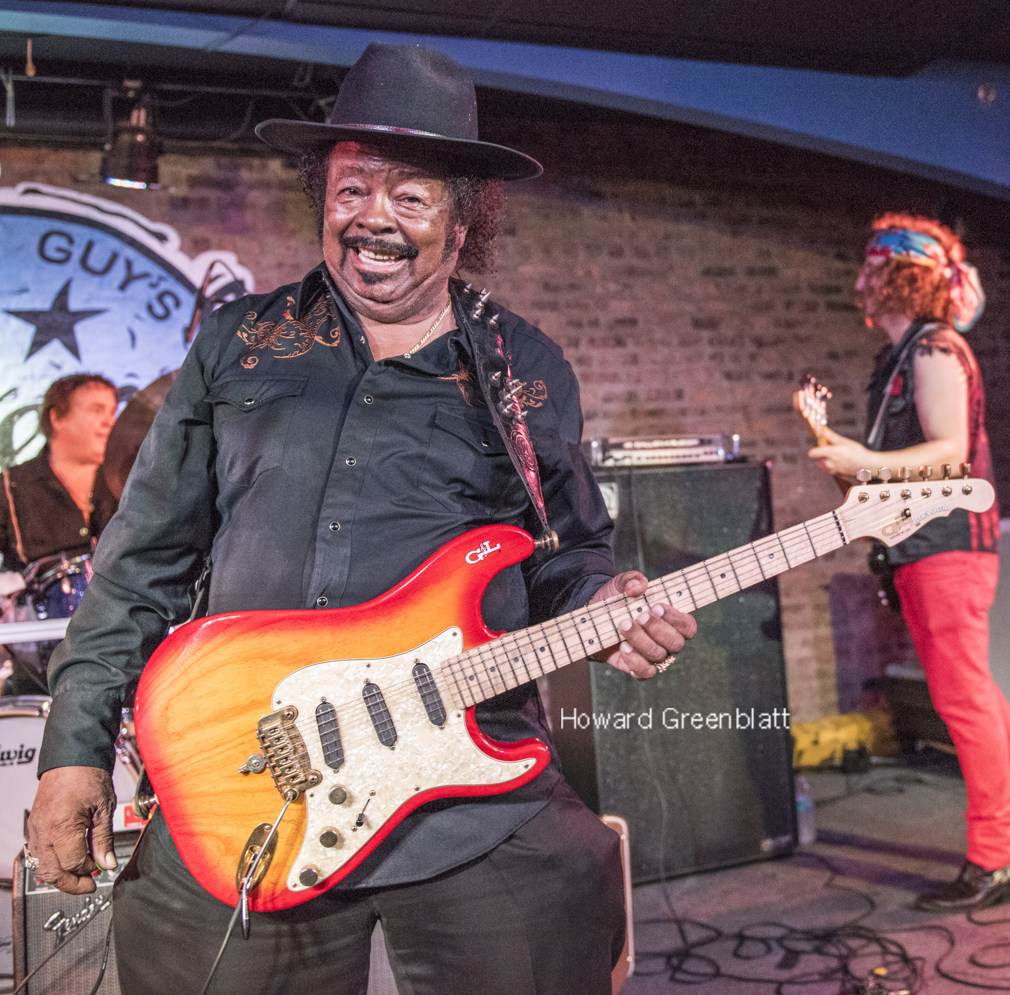 Photos | Guitar Shorty @ Buddy Guy's Legends 8/20/16