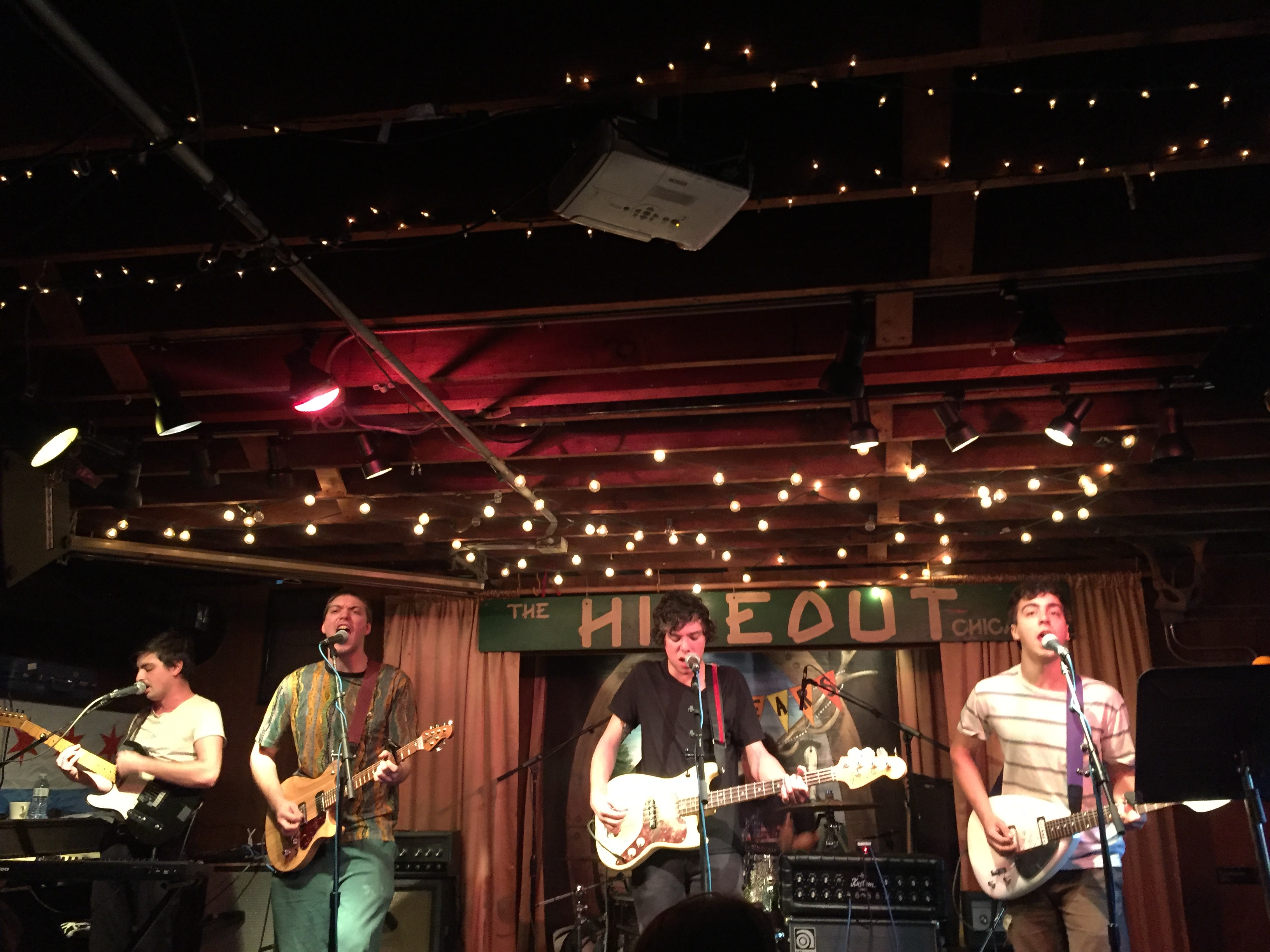 Review | Twin Peaks Live From Studio X 8/30/16