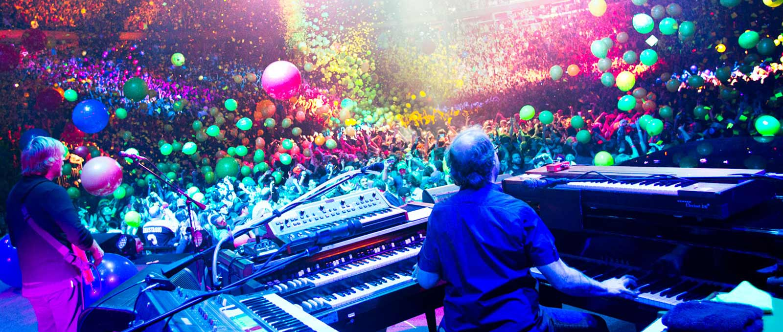 Phish Events, Twitter Ranked By Importance