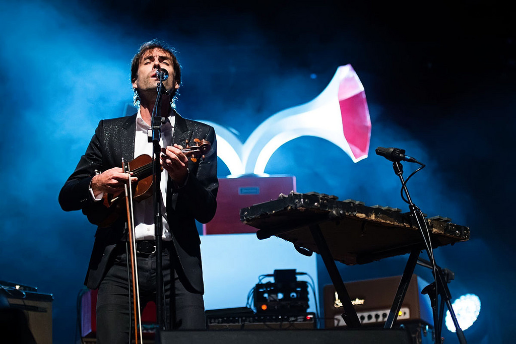 Review & Photos | Andrew Bird @ Pritzker Pavilion 9/7/16