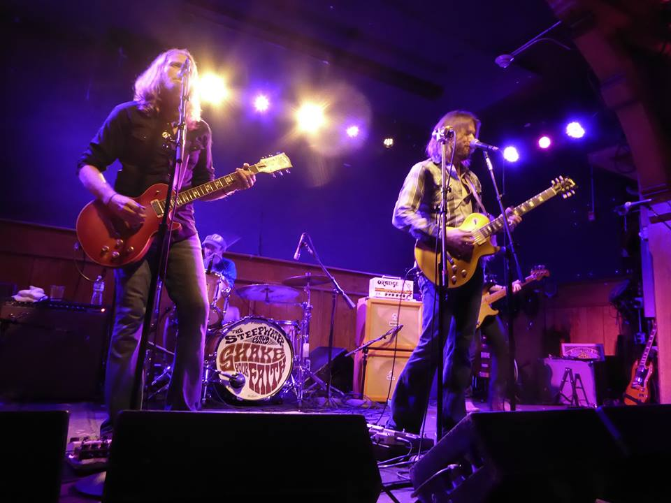 Review / Video / Setlist | The Steepwater Band & Bubbles Brown @ Schubas 9/16/16