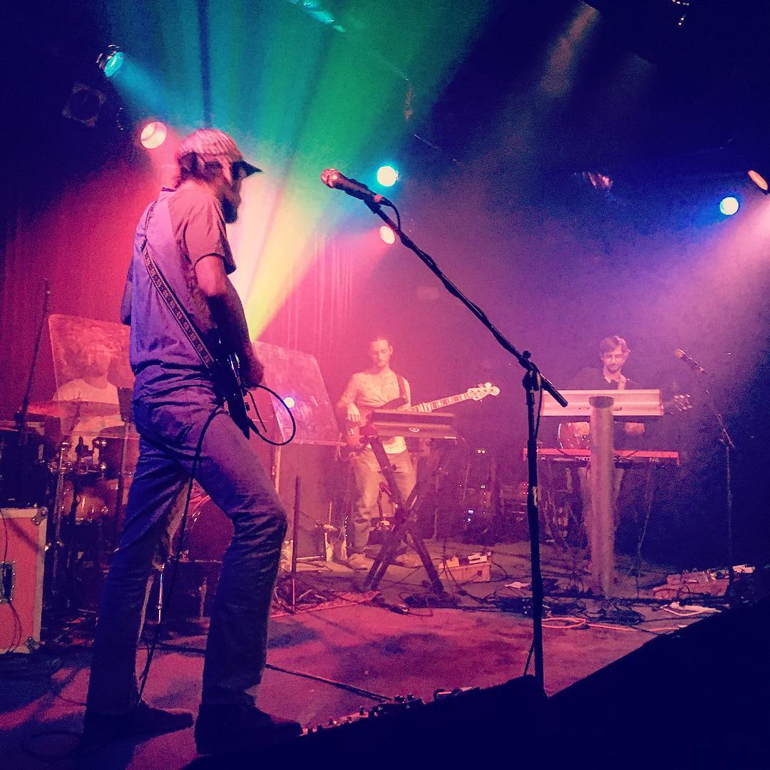 Review | Aqueous @ Martyrs' 9/17/16