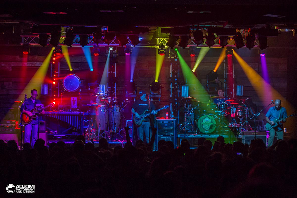 PHOTOS / VIDEO / SETLISTS | moe. @ Concord Music Hall, September 2016