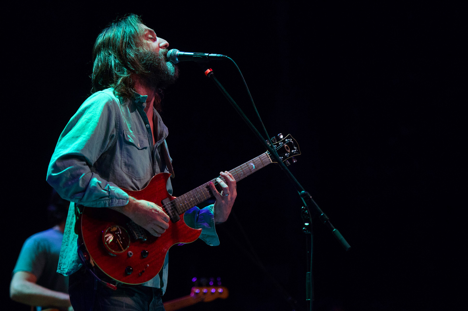 Review / Photos / Video | Chris Robinson Brotherhood @ Thalia Hall 10/14/16
