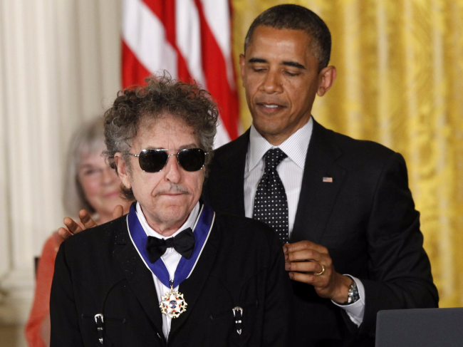 President Obama's Perfect Quotes On Bob Dylan