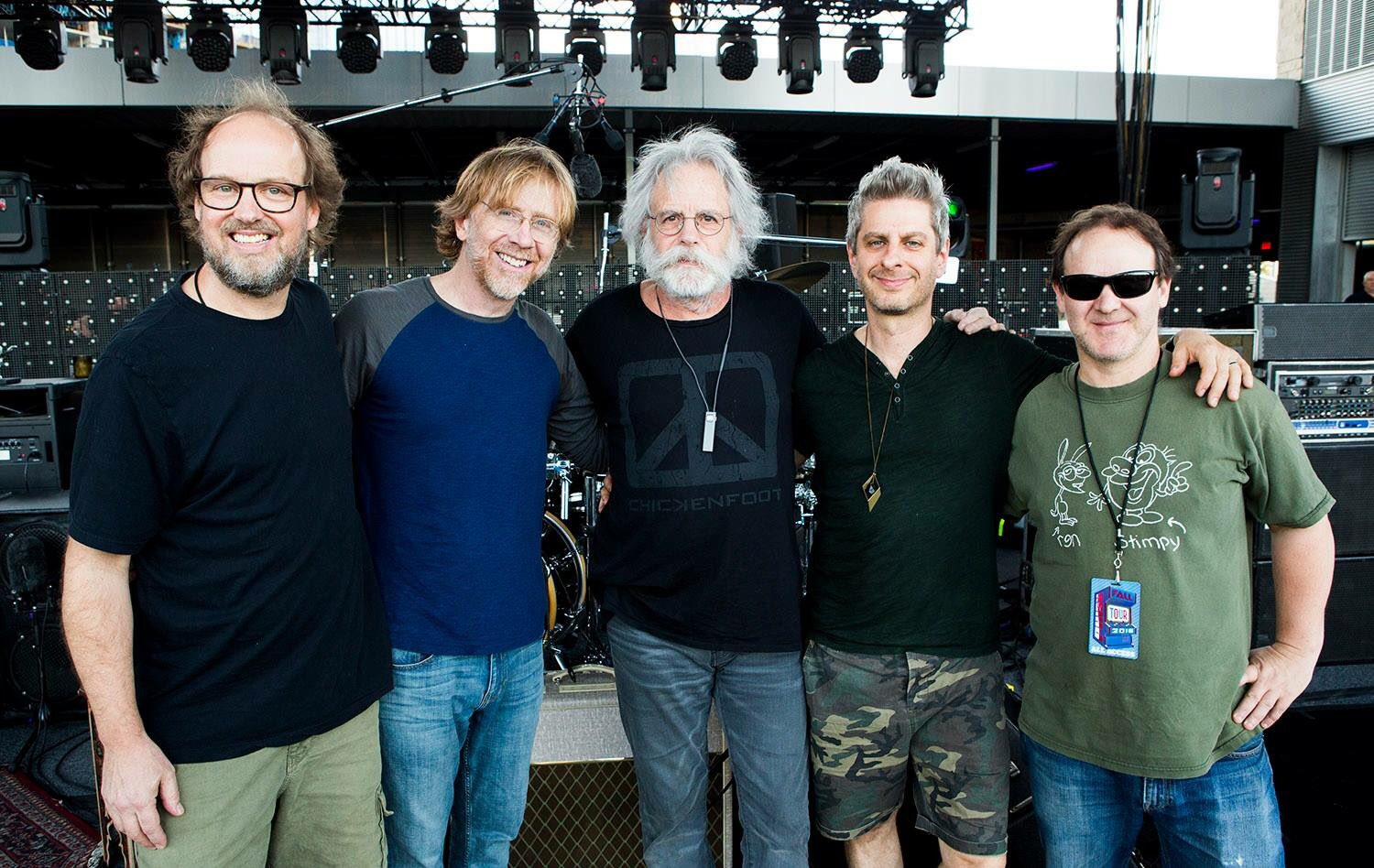 The Bob Weir Sit-In Was Uncharacteristic, Yet Essential, Phish