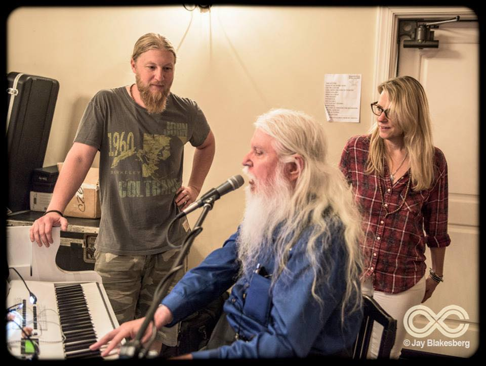 Tedeschi Trucks Band Honors Leon Russell at Peoria Show