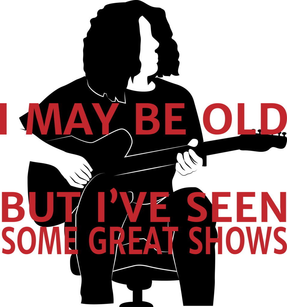 I May Be Old But I've Seen Some Great Shows | Widespread Panic Edition from Apparel Thee Well