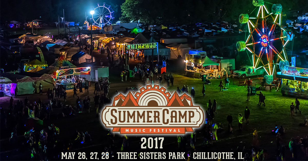 Summer Camp Music Festival Announces 2017 Dates & Location