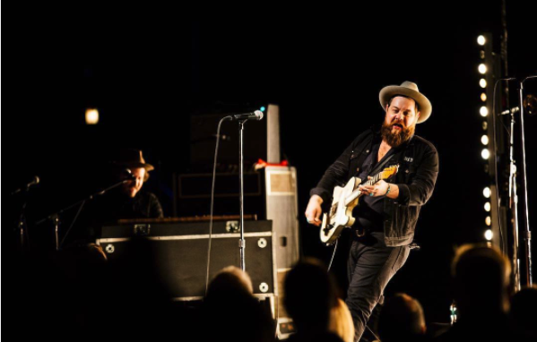 Review / Setlist / Video | Nathaniel Rateliff & The Nightsweats @ Chicago Theatre 12/7/16