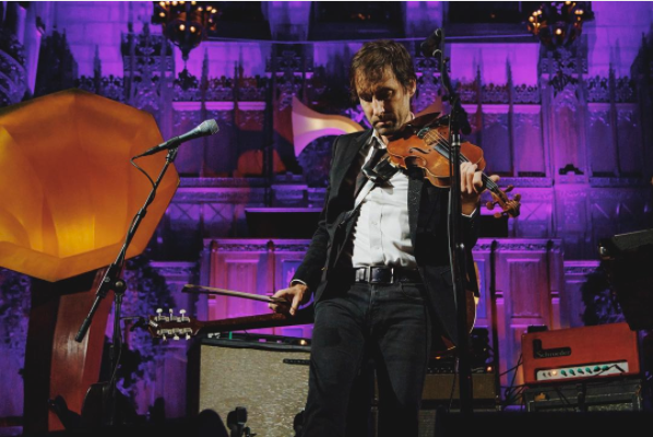 Review / Setlist / Video | Andrew Bird @ Fourth Presbyterian Church 12/15/16