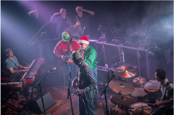 Review | Aqueous & Mungion @ Lincoln Hall 12/17/16