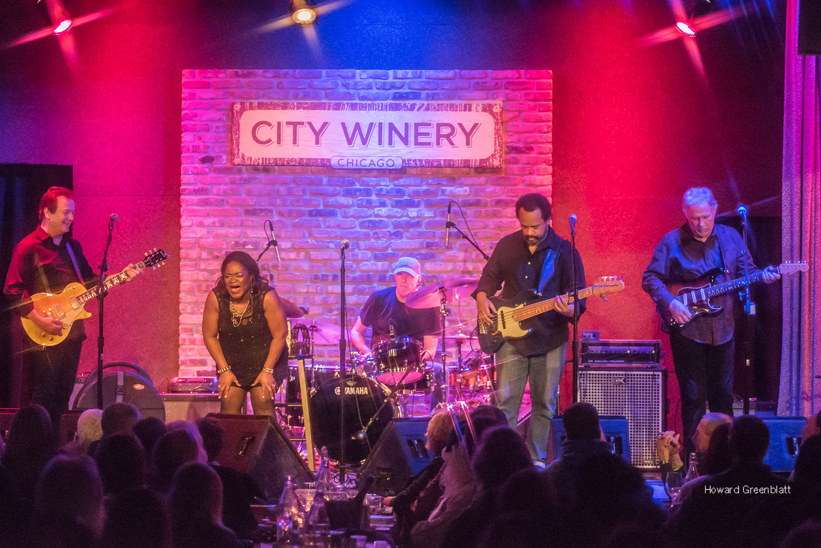 PHOTOS | Shemekia Copeland's Holiday Show @ City Winery 12/18/16