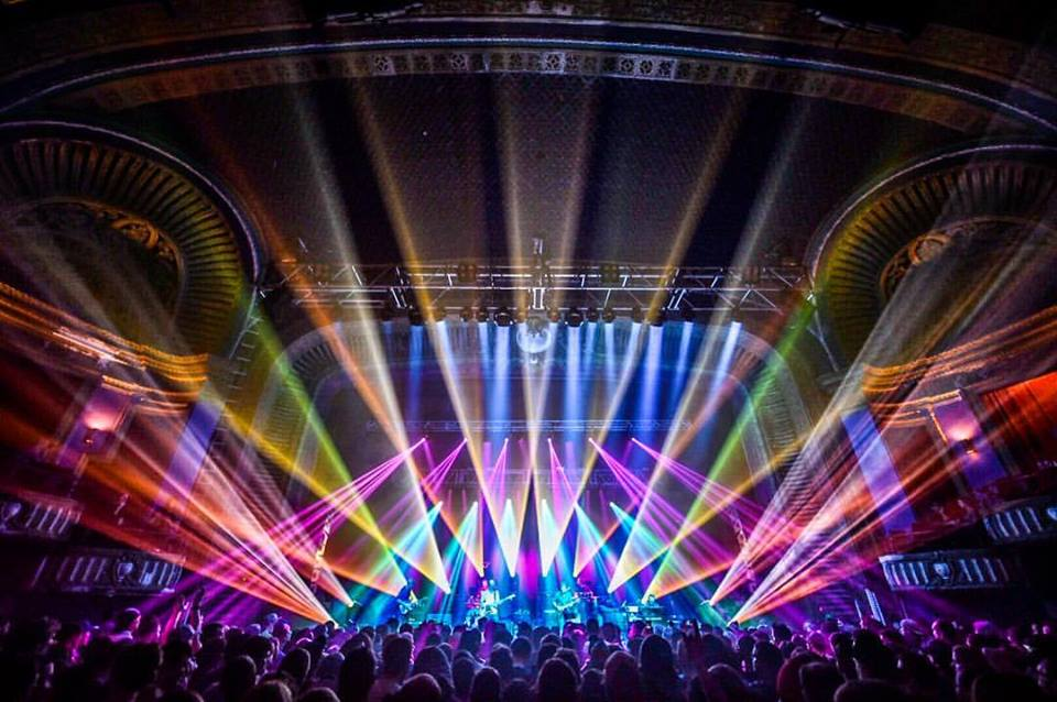 Setlist / Recap / Photos / Video | Umphrey's McGee @ The Riviera 12/29/16