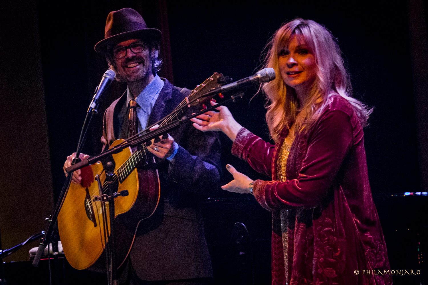 Review / Photos | Over the Rhine  @ Old Town School of Folk Music 12/31/16