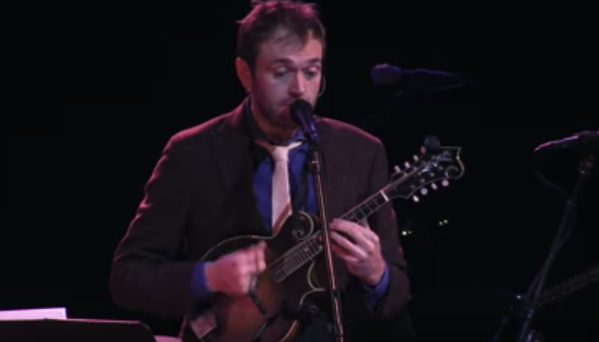 Chris Thile Shares New Cubs Song, Other Highlights From Chicago Prairie Home Companion Stop