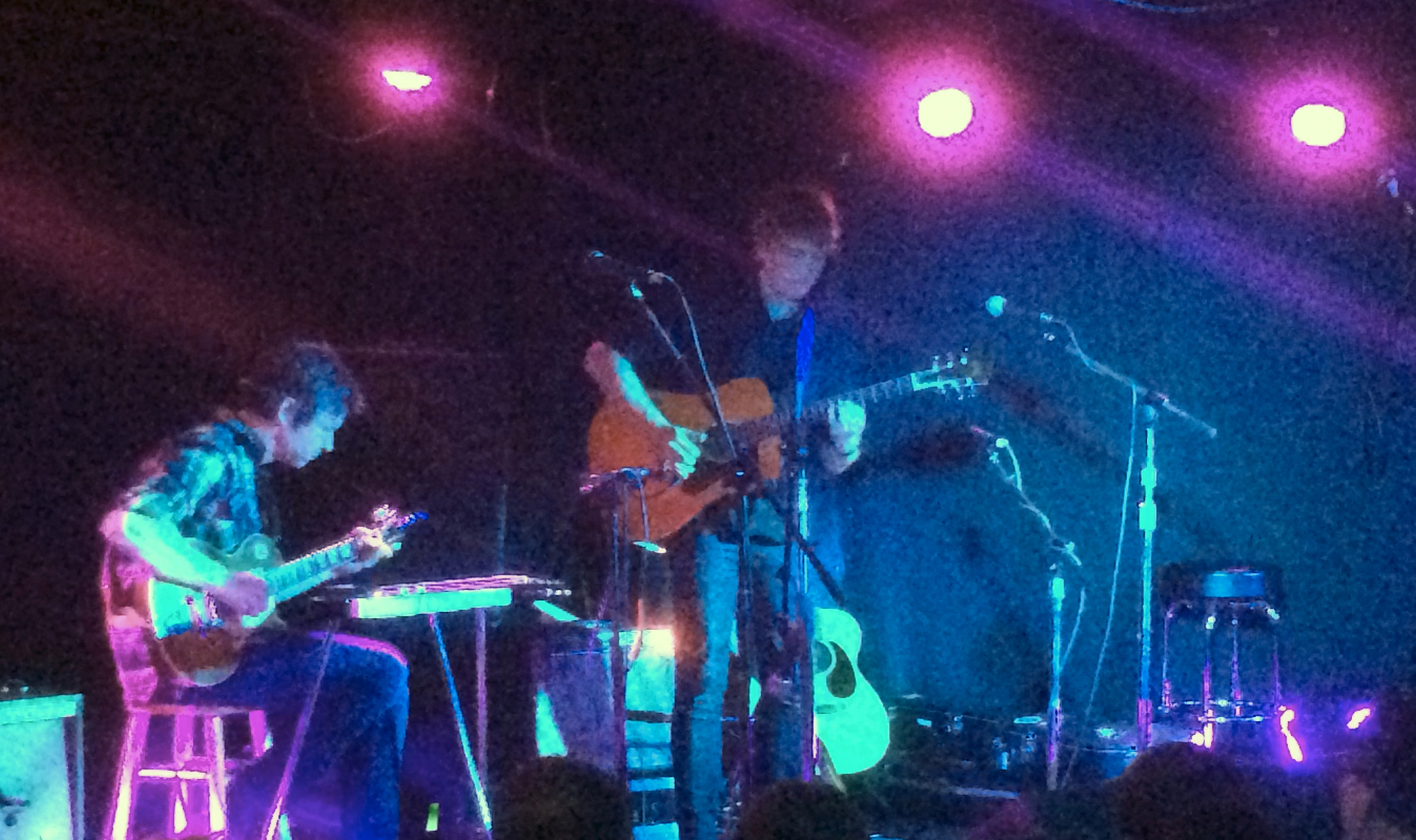 Review / Audio | Steve Gunn & Lee Renaldo @ Empty Bottle 1/16/17