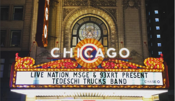 Setlist / Video / Full Show Audio | Tedeschi Trucks Band and North Mississippi All Stars @ Chicago Theatre 1/19/17