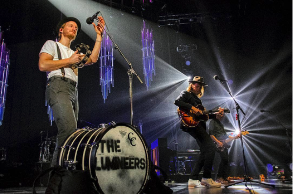 Review / Audio | The Lumineers @ Allstate Arena 1/20/17