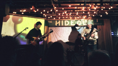 AUDIO | Ryley Walker / Bill MacKay / Michael Zerang @ The Hideout 1/28/17