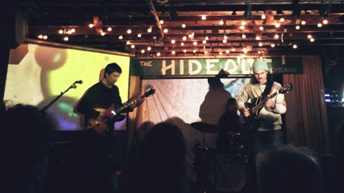 AUDIO | Ryley Walker / Bill MacKay / Michael Zerang @ The Hideout 1/28/17
