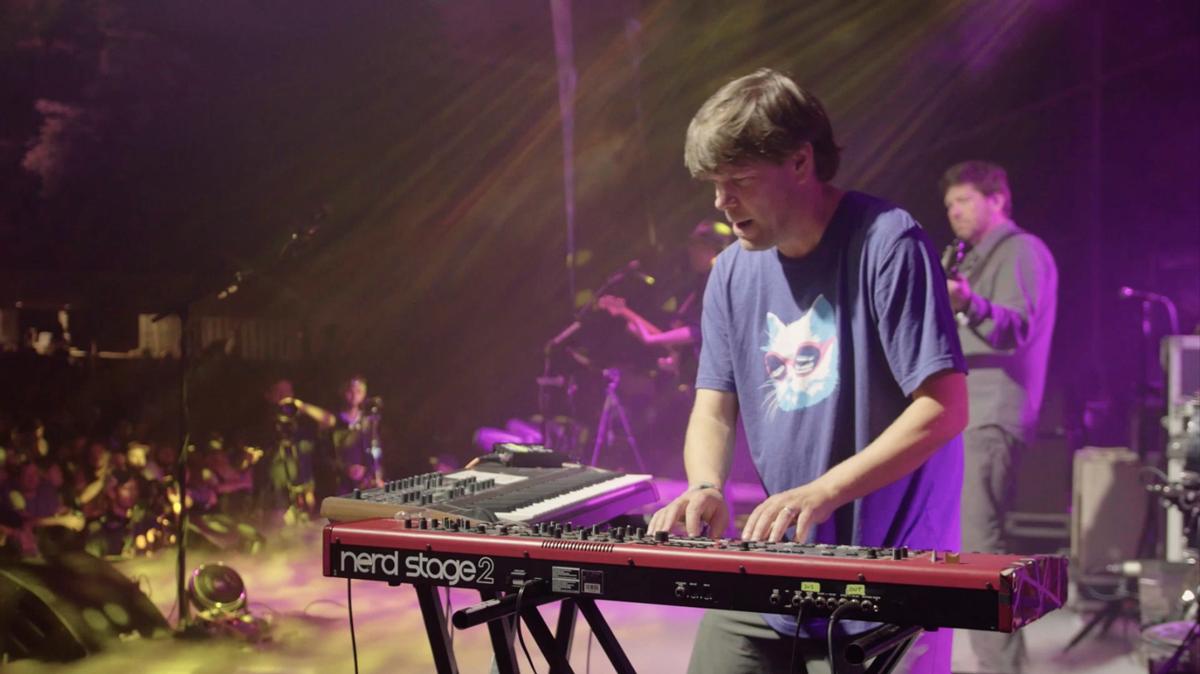 Video | moe. & Kyle Hollingsworth at Summer Camp Music Festival 2016