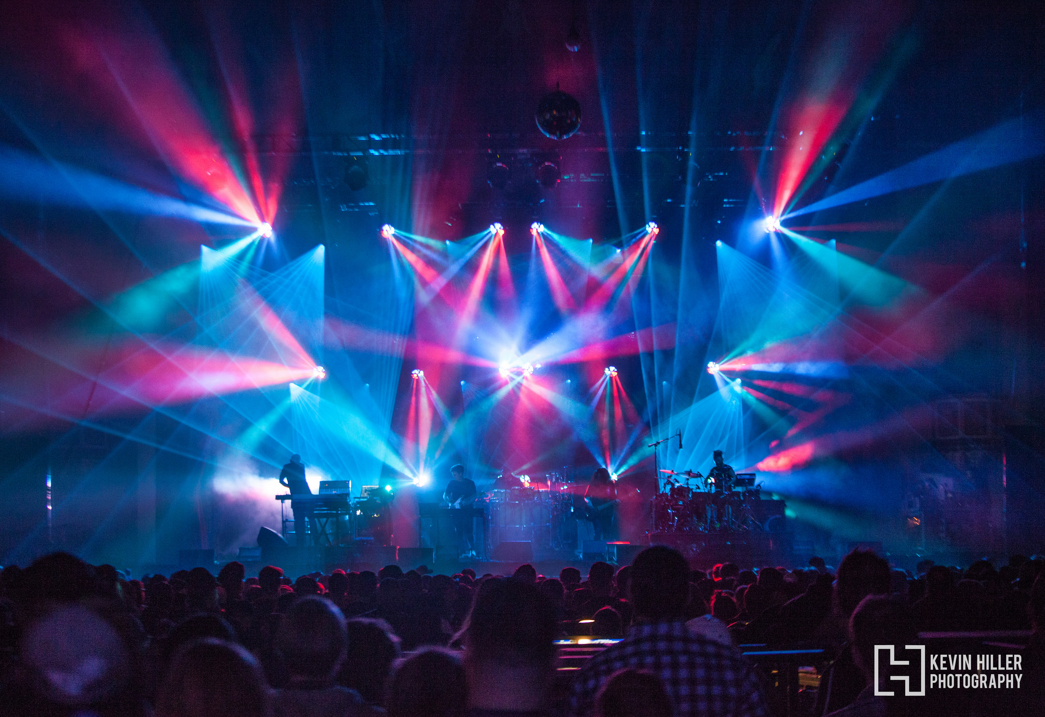 PHOTOS / VIDEO / SETLISTS | STS9 @ Aragon Feb 3&4, 2017