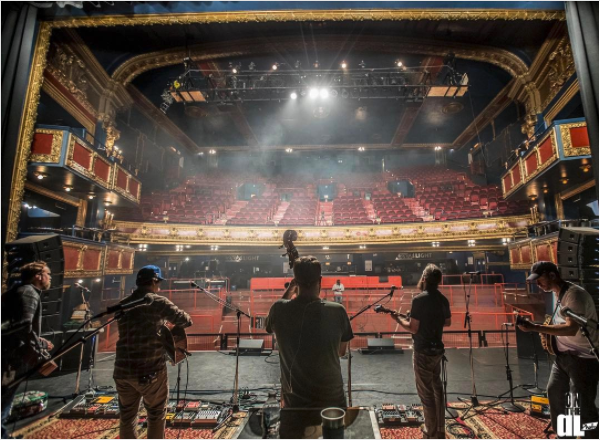 Setlist / Audio | Greensky Bluegrass @ Vic Theatre 2/10/17
