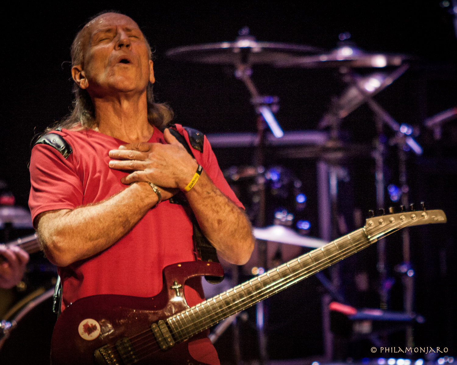 Review / Photos | Mark Farner and the N'rg Band @ Arcada Theater